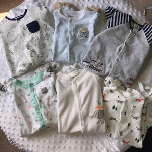 Other - size 6 months sleeper lot